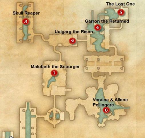 ESO Dungeon Guide: to Analyze ESO Veteran Wayrest Sewers Bosses in Detail