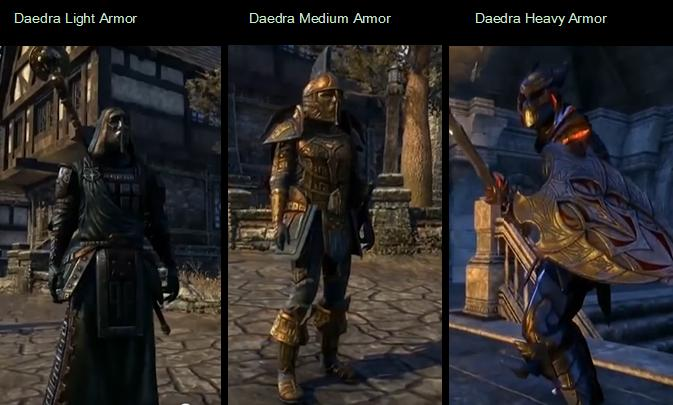 Eso Medium Craft Sets
