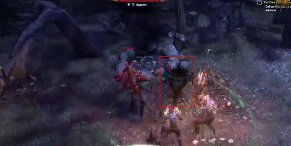 Guide to ESO Dragonknight Soloing Boss Agganor in Upper Craglorn