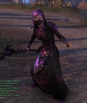 ESO Imperial NightbladeBuild:The Powerful Magic Melee DPS