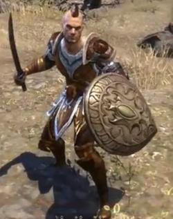 ESO Templar Tank PVP Build